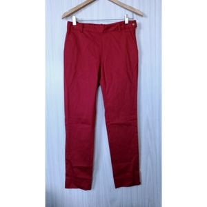 Ralph Lauren Red Ankle  Pant